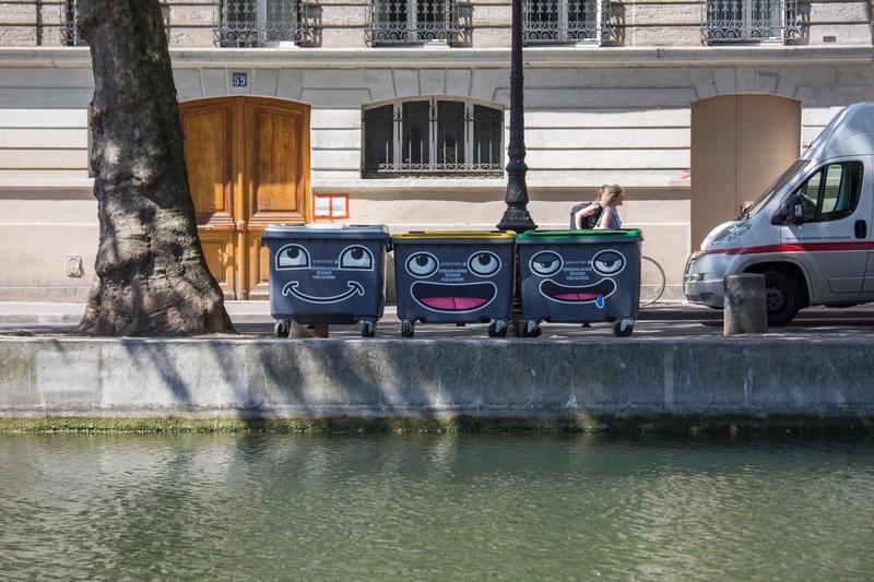 Le street-art au service d'une ville plus propre ?
