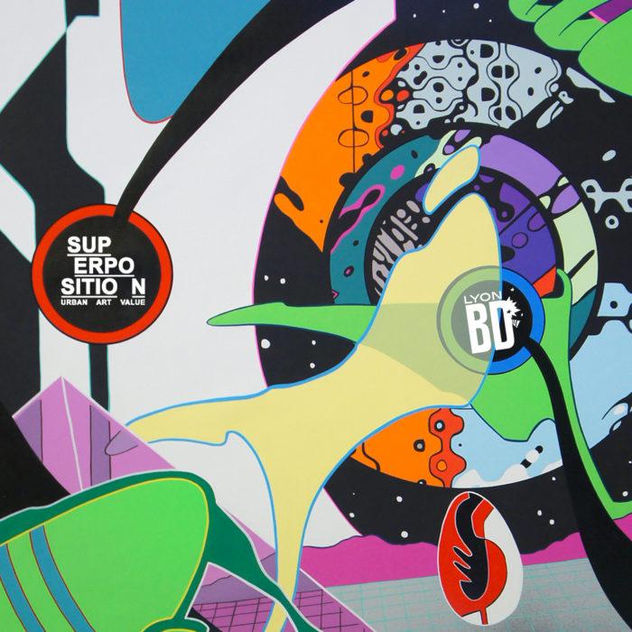 Lyon BD Festival OFF • 18 – 23 juin