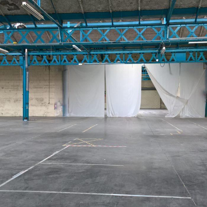 Les Halles Faubourg, nouvel espace artistique dans le 7ème