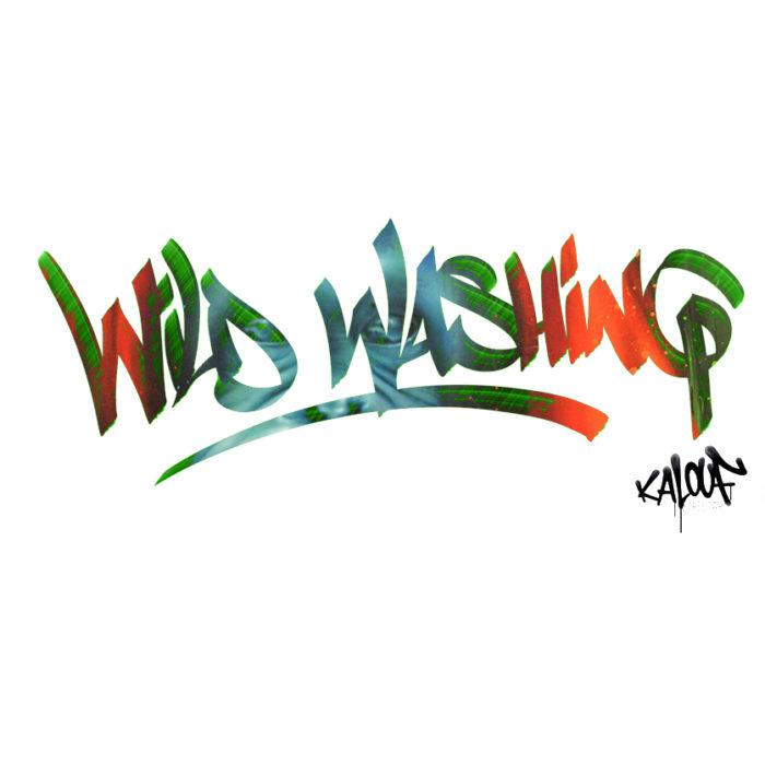 Wild Washing de Kalouf : Exposition Soloshow du 6 septembre – 13 octobre