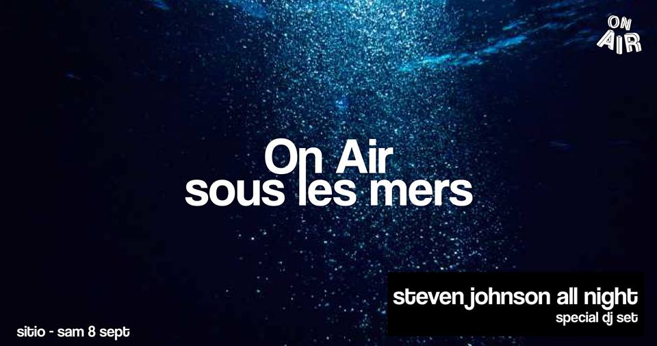 On Air sous les mers