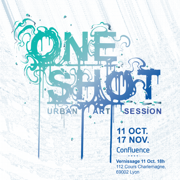 « One Shot » : Superposition détourne un magasin de 2 000m² en exposition street-art inédite !