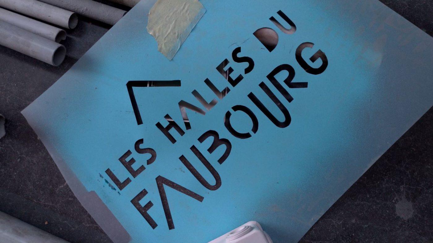 Les Halles du Faubourg ouvrent vendredi !