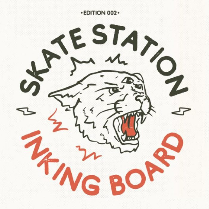 Skate Station#2 – Inking Board | 11 – 26 janvier