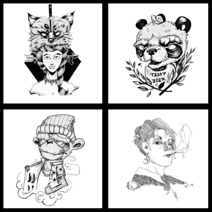 Session Tattoo Flash #2 | 10 novembre