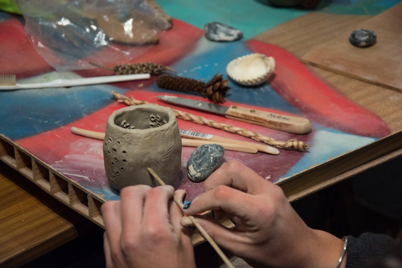 Atelier de céramique – One Shot   Urban Art Session