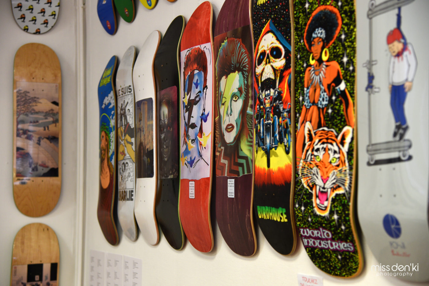 La 2ème édition de Skate Station invite 16 tatoueurs à SITIO