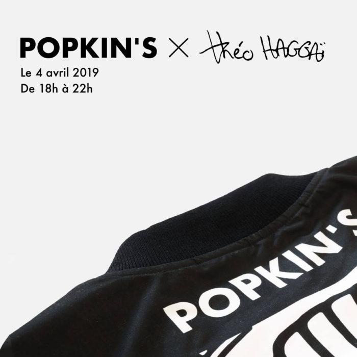 Popkin's x Théo Haggaï