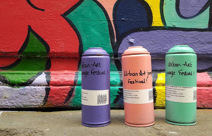 Bomb'Art : La chasse aux bombes de peintures dans tout Lyon débute ce week-end !