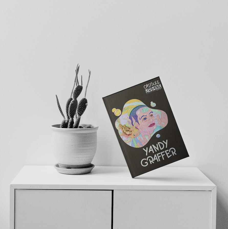 Yandy Graffer superposition capsule d'artiste