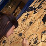 Rencontre avec POLKA, artiste locale au rayonnement international