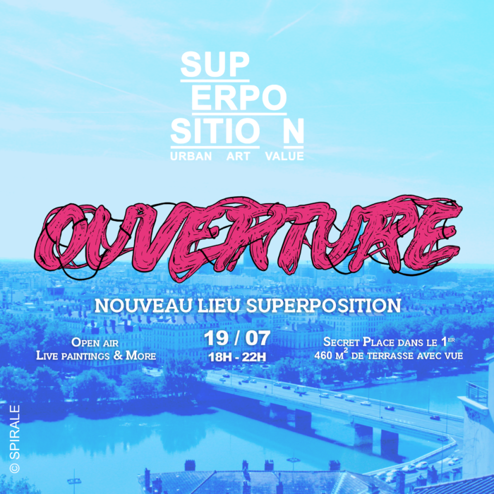 Inauguration du Fort Superposition